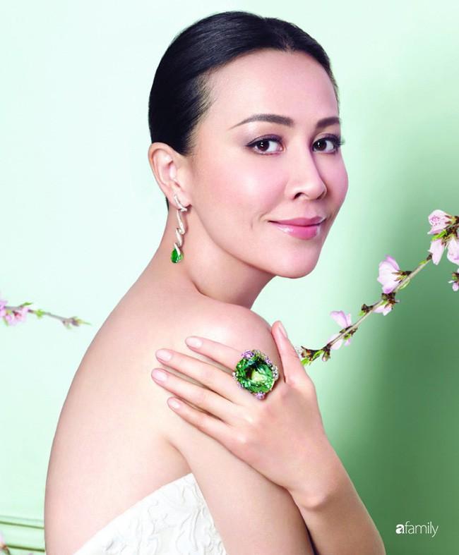 """Lưu Gia Linh: Nàng ngọc nữ mang nỗi đau bị làm nhục, chấp nhận mang danh """"tiểu tam"""" để giành lấy cuộc hôn nhân 10 năm hạnh phúc - Ảnh 5."""