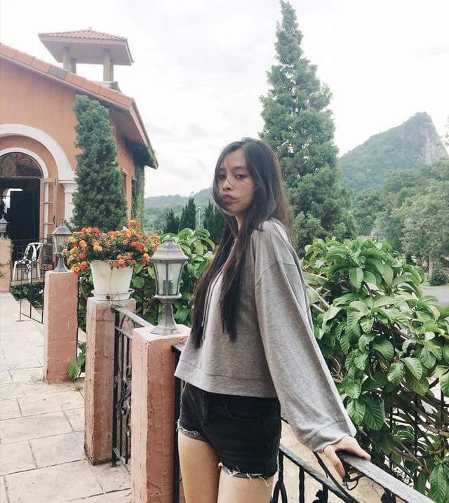 Cận cảnh mặt mộc không tì vết của Tân hoa hậu Việt Nam 2018 - ảnh 8
