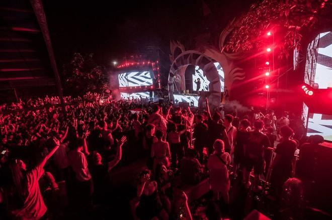 Cô gái tham gia lễ hội âm nhạc ở Hồ Tây: Vài người có biểu hiện lạ, rồi ngất xỉu sau 3 set nhạc - Ảnh 3.