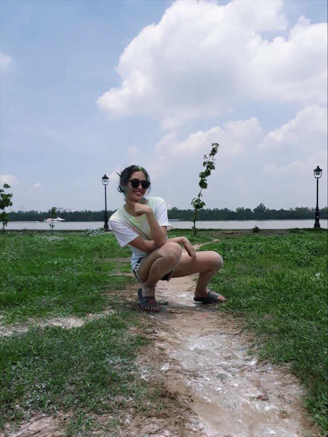 Cuộc sống ít biết của Hoa hậu Việt Nam Trần Tiểu Vy trước ngày đăng quang - Ảnh 5.