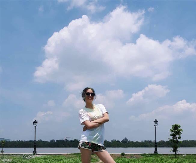 Cuộc sống ít biết của Hoa hậu Việt Nam Trần Tiểu Vy trước ngày đăng quang - Ảnh 4.