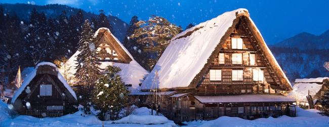 15 ngôi làng đẹp như bước ra từ cổ tích với kiến trúc độc đáo cùng phong cảnh hữu tình - Ảnh 12.