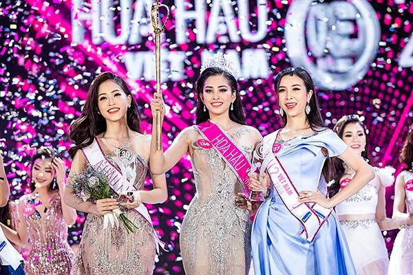 Thầy giáo chính thức lên tiếng về môn Văn dưới 5 điểm của tân Hoa hậu Trần Tiểu Vy - Ảnh 1.