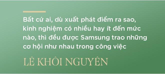 Giải mã những nơi làm việc tốt nhất Việt Nam: Từ hotboy Bách Khoa đến Giám đốc di động trẻ nhất Samsung Việt Nam - Ảnh 9.
