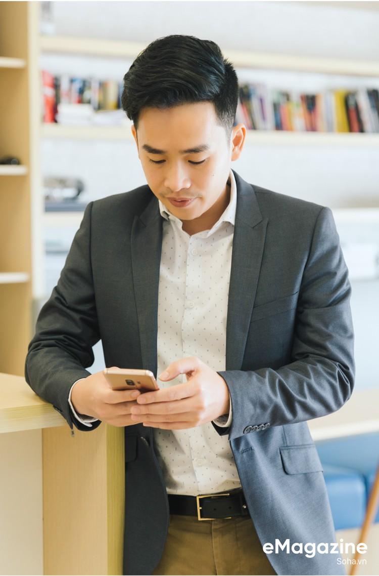Giải mã những nơi làm việc tốt nhất Việt Nam: Từ hotboy Bách Khoa đến Giám đốc di động trẻ nhất Samsung Việt Nam - Ảnh 10.