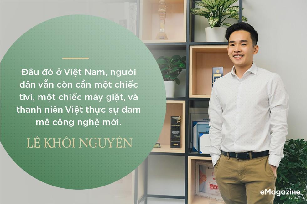 Giải mã những nơi làm việc tốt nhất Việt Nam: Từ hotboy Bách Khoa đến Giám đốc di động trẻ nhất Samsung Việt Nam - Ảnh 12.
