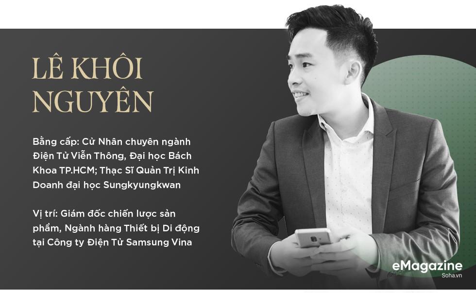 Giải mã những nơi làm việc tốt nhất Việt Nam: Từ hotboy Bách Khoa đến Giám đốc di động trẻ nhất Samsung Việt Nam - Ảnh 2.