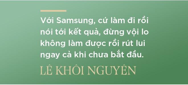 Giải mã những nơi làm việc tốt nhất Việt Nam: Từ hotboy Bách Khoa đến Giám đốc di động trẻ nhất Samsung Việt Nam - Ảnh 5.