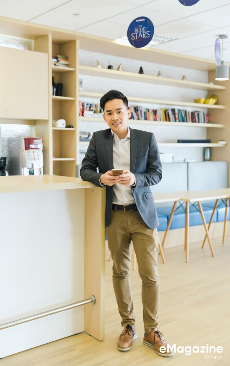 Giải mã những nơi làm việc tốt nhất Việt Nam: Từ hotboy Bách Khoa đến Giám đốc di động trẻ nhất Samsung Việt Nam - Ảnh 6.