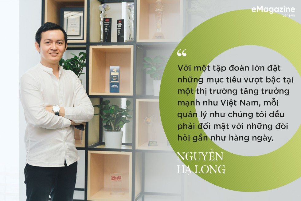 Nguyễn Hạ Long: Từ nhân viên sale đến giám đốc chiến lược sản phẩm, ngành hàng nghe nhìn trẻ nhất của Samsung Vina - Ảnh 11.