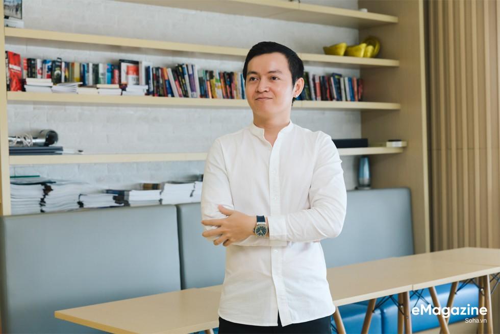 Nguyễn Hạ Long: Từ nhân viên sale đến giám đốc chiến lược sản phẩm, ngành hàng nghe nhìn trẻ nhất của Samsung Vina - Ảnh 3.