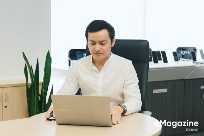 Nguyễn Hạ Long: Từ nhân viên sale đến giám đốc chiến lược sản phẩm, ngành hàng nghe nhìn trẻ nhất của Samsung Vina - Ảnh 5.