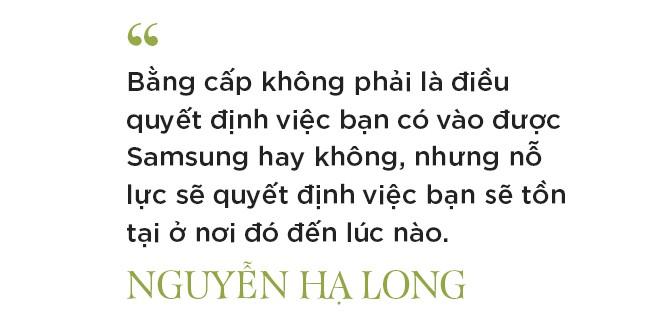 Nguyễn Hạ Long: Từ nhân viên sale đến giám đốc chiến lược sản phẩm, ngành hàng nghe nhìn trẻ nhất của Samsung Vina - Ảnh 8.