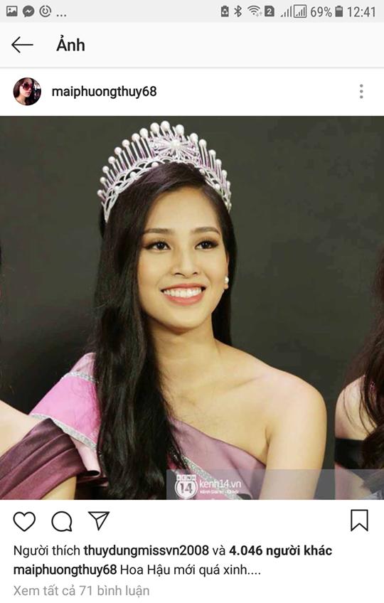 Tiết lộ lý do Mai Phương Thúy không xuất hiện trong đêm chung kết Hoa hậu Việt Nam 2018 - Ảnh 3.