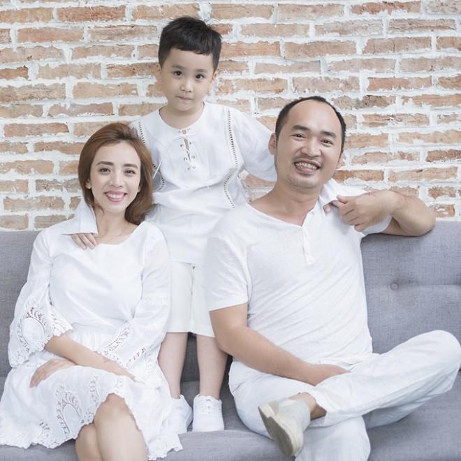 Thu Trang: Xuất thân gia đình giàu có, phá sản sống khổ cực và cuộc tình đặc biệt với Tiến Luật - Ảnh 5.