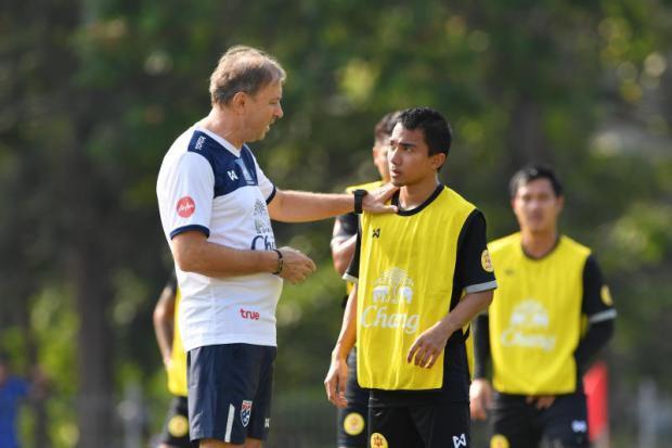 Việt Nam có thêm cơ hội vô địch AFF Cup nhờ bài toán khó của ĐT Thái Lan - Ảnh 1.