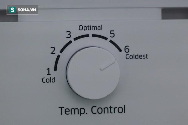 Ngăn mát và ngăn đông trong tủ lạnh để bao nhiêu độ mới đạt chuẩn? - Ảnh 1.