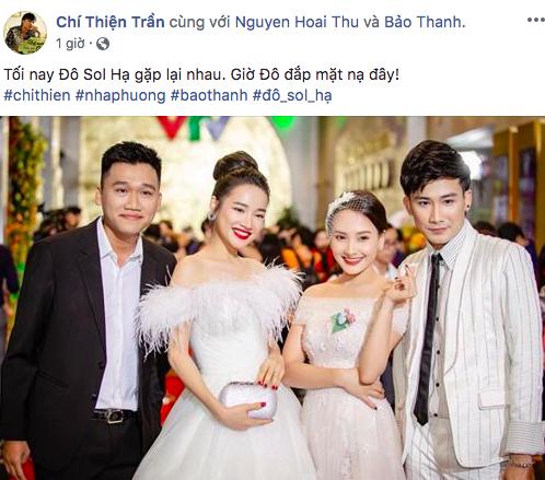 Đồng nghiệp bật khóc trước lễ báo hỷ của Trường Giang, Nhã Phương - Ảnh 4.