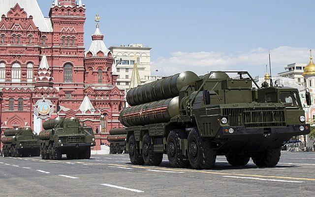 Cấp S-300, lập vùng cấm bay ở Syria: Nga ra tay quá mạnh khiến chuyên gia cũng ngỡ ngàng - Ảnh 1.