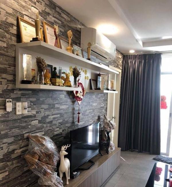 Cận cảnh bên trong căn hộ 3 tỷ Kiều Minh Tuấn tặng Cát Phượng để chứng minh tình yêu - Ảnh 6.