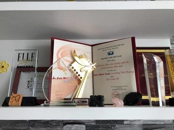 Cận cảnh bên trong căn hộ 3 tỷ Kiều Minh Tuấn tặng Cát Phượng để chứng minh tình yêu - Ảnh 5.