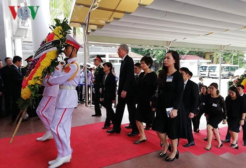 Thủ tướng Hàn Quốc ghi sổ tang: Chủ tịch nước Trần Đại Quang là nhà lãnh đạo cả thế giới tôn trọng - Ảnh 6.