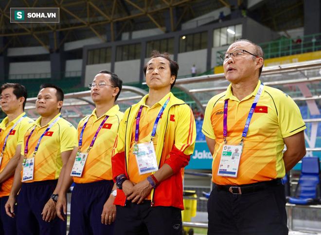 HLV Lê Thụy Hải: VFF và HLV Park Hang-seo nên rút kinh nghiệm vụ ông Khoa - Ảnh 1.
