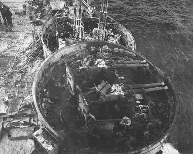"""Hành trình """"sống sót"""" của tàu sân bay USS Enterprise qua Thế chiến II - ảnh 9"""