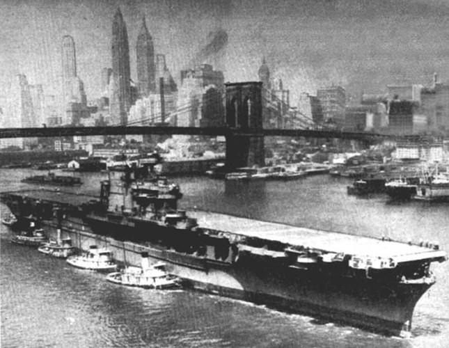 """Hành trình """"sống sót"""" của tàu sân bay USS Enterprise qua Thế chiến II - ảnh 10"""