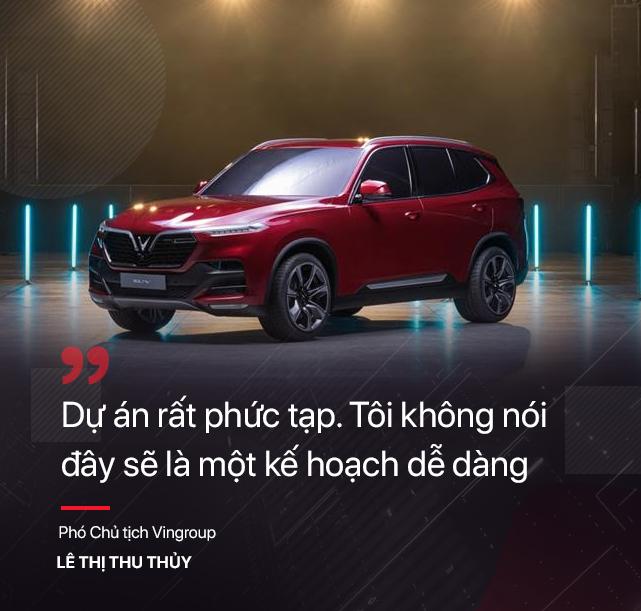 Chiếc xe hơi đầu tiên của VinFast có thiết kế riêng cho người Việt, giá cả phải chăng - Ảnh 3.