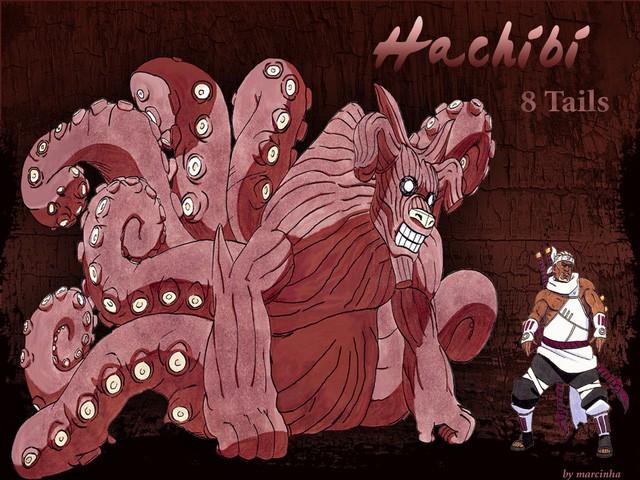 Tất tần tật thông tin về 10 Vĩ thú huyền thoại trong Naruto, mỗi con