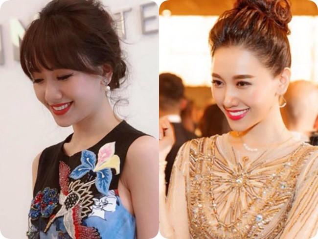 Hari Won - Nhã Phương: Vợ của 2 danh hài hot nhất showbiz Việt lại có 1 điểm chung nhan sắc mà không phải ai cũng biết - Ảnh 21.