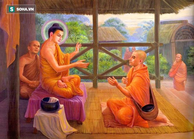 Muốn đi ngủ sớm, đệ tử nghĩ ra trò hù dọa Đức Phật mà không biết bản lĩnh đáng nể của thầy - Ảnh 2.