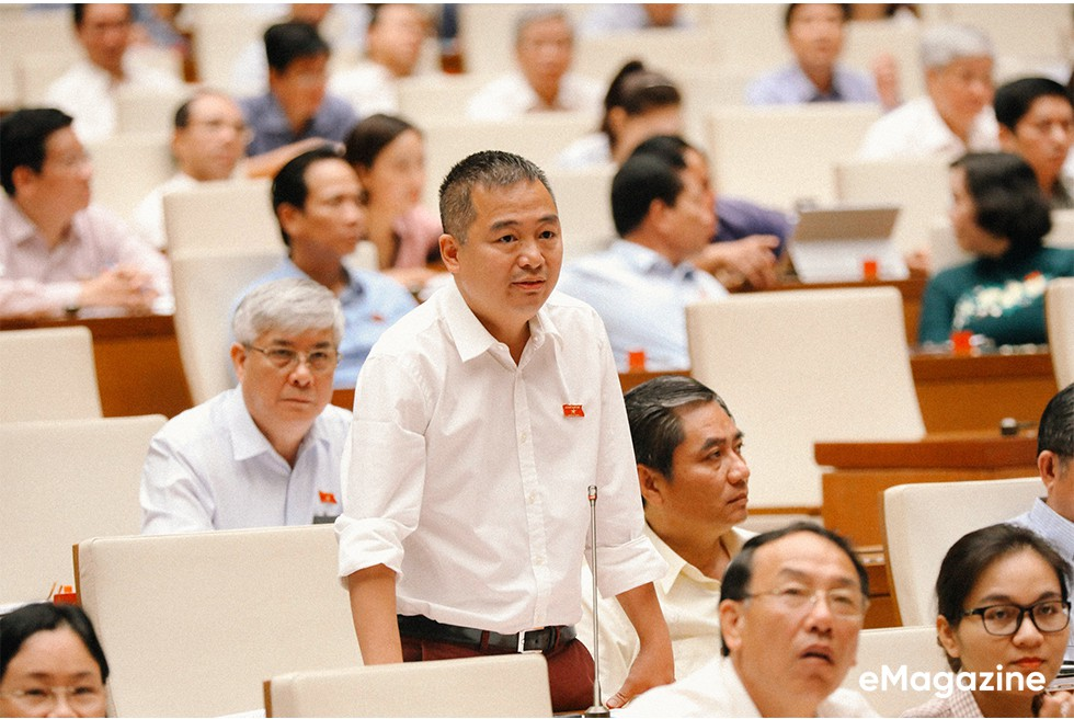 """PGS.BS Nguyễn Lân Hiếu: """"Dù có vào Đảng hay không tôi vẫn cống hiến hết mình cho đất nước"""" - Ảnh 3."""