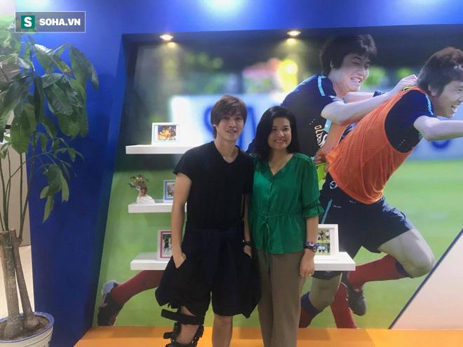 U23 Việt Nam: Trong câu chuyện vui của Tuấn Anh, có một câu khiến tất cả lặng người - Ảnh 1.