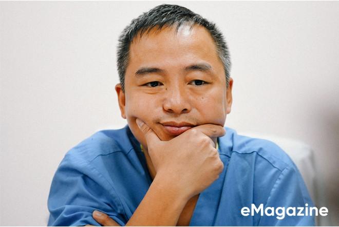 """PGS.BS Nguyễn Lân Hiếu: """"Dù có vào Đảng hay không tôi vẫn cống hiến hết mình cho đất nước"""" - Ảnh 9."""