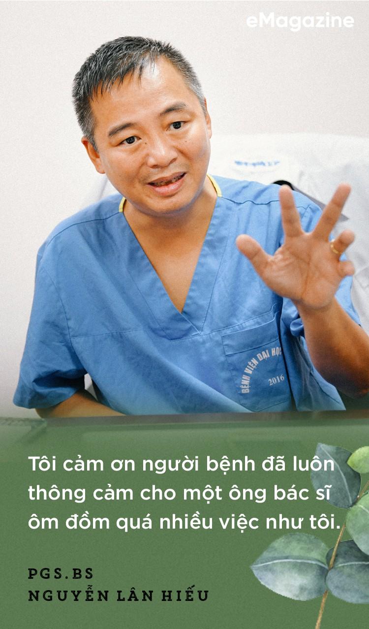 """PGS.BS Nguyễn Lân Hiếu: """"Dù có vào Đảng hay không tôi vẫn cống hiến hết mình cho đất nước"""" - Ảnh 5."""