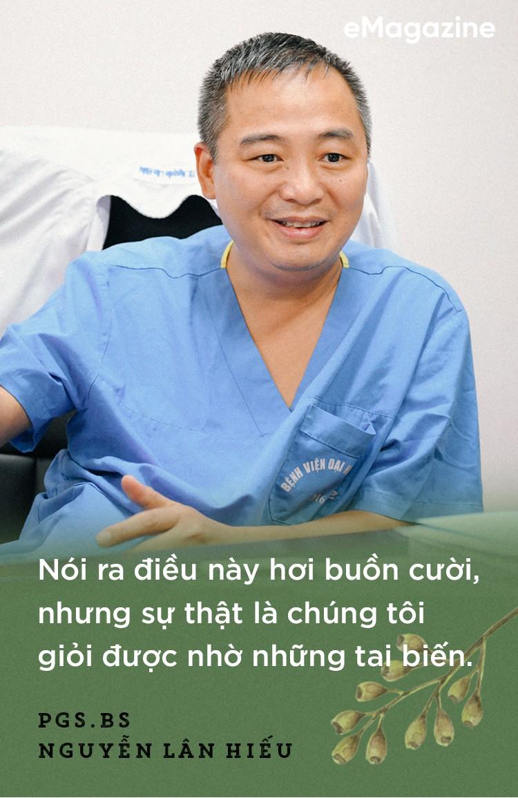 """PGS.BS Nguyễn Lân Hiếu: """"Dù có vào Đảng hay không tôi vẫn cống hiến hết mình cho đất nước"""" - Ảnh 17."""