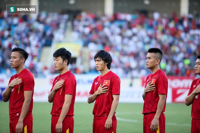 U23 Việt Nam: Trong câu chuyện vui của Tuấn Anh, có một câu khiến tất cả lặng người - Ảnh 2.