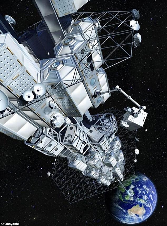 Kế hoạch thử nghiệm thang máy một bước lên vũ trụ - khoa học Nhật Bản chứng minh mọi chuyện đều có thể xảy ra - Ảnh 1.