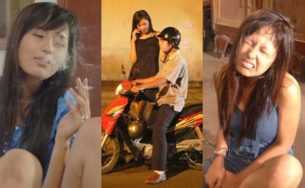 Điểm chung về 3 hoa hậu gợi cảm, mạnh dạn đóng vai gái mại dâm trên màn ảnh Việt - Ảnh 5.