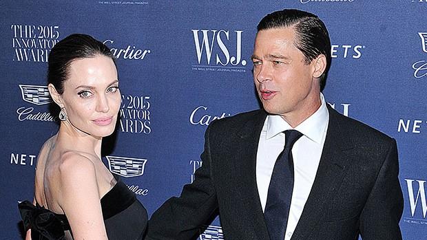 Angelina Jolie hối hận vì khoảng thời gian bên Brad Pitt - Ảnh 1.