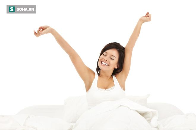 Dậy sớm có thể kéo dài tuổi thọ: 4 việc làm vào buổi sáng giúp lọc sạch gan, bảo vệ cơ thể - Ảnh 1.