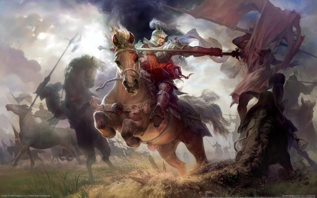 Đại tướng dưới trướng Tôn Quyền, Chu Du và sự tích dùng 1000 con dê diệt giặc 4