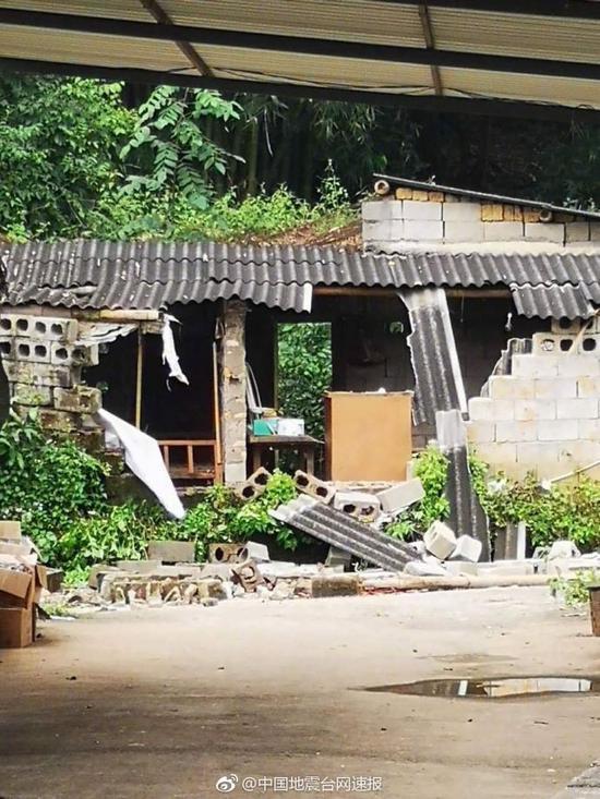 Cảnh tan hoang sau động đất 5,9 độ Richter tại Trung Quốc ảnh hưởng tới Việt Nam - Ảnh 3.