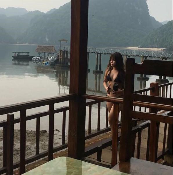 Xuất hiện 'người yêu tin đồn' của thủ môn Lâm Tây: Dân mạng 'rào rào' đây mới chính là cô nàng có thân hình nóng bỏng nhất! - ảnh 3
