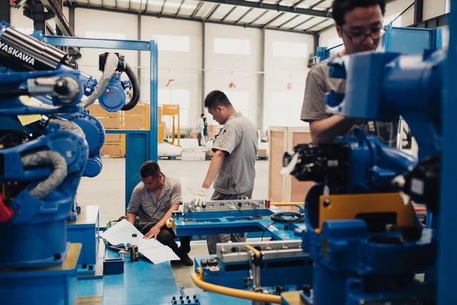 Tham vọng 4.0 của Trung Quốc có thể đảo lộn trật tự thương mại toàn cầu - Ảnh 7.