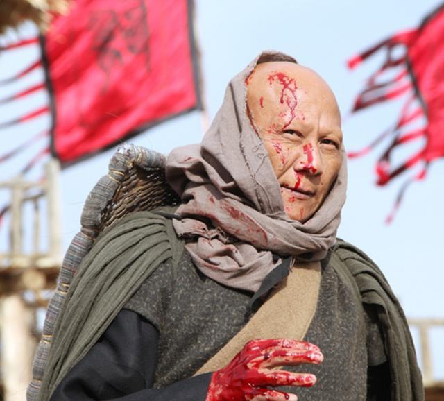 Ba ác nhân đầu trọc trong phim Hoa ngữ: Ngoài đời bị ghét bỏ vì quá xấu xí - Ảnh 2.