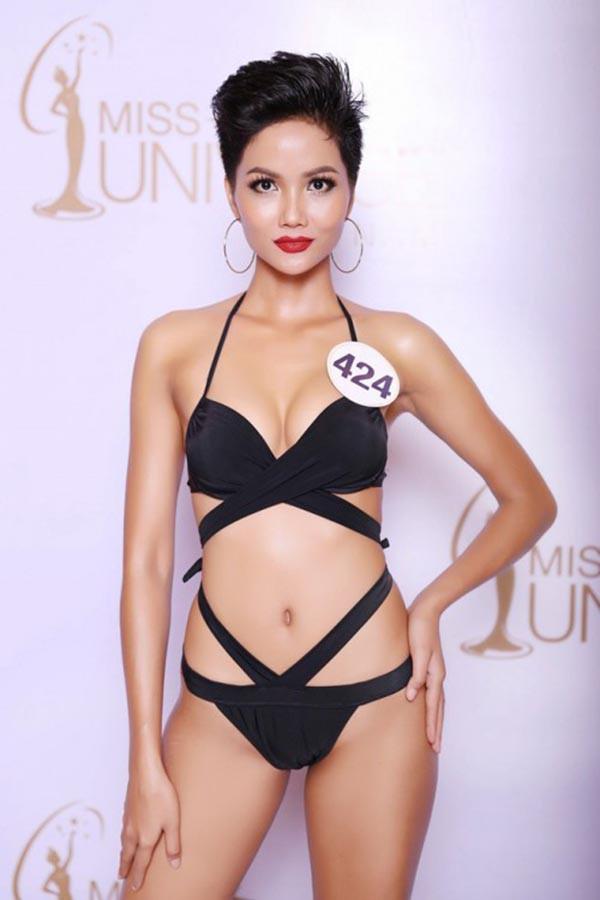Lộ ảnh Hoa hậu HHen Niê để tóc dài, đi diễn văn nghệ thời chưa ai biết đến - Ảnh 7.