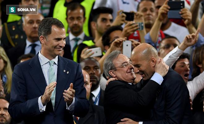 """Zidane đang """"đánh canh bạc"""" lớn nhất sự nghiệp cầm quân - Ảnh 1."""